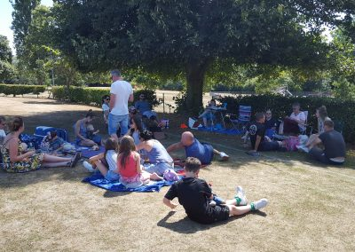 Our Party in the Park